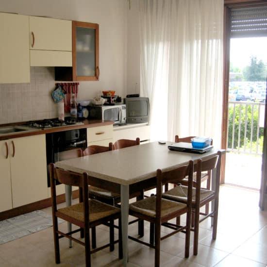 Appartamento per studenti Strada Le Grazie Verona - Cucina