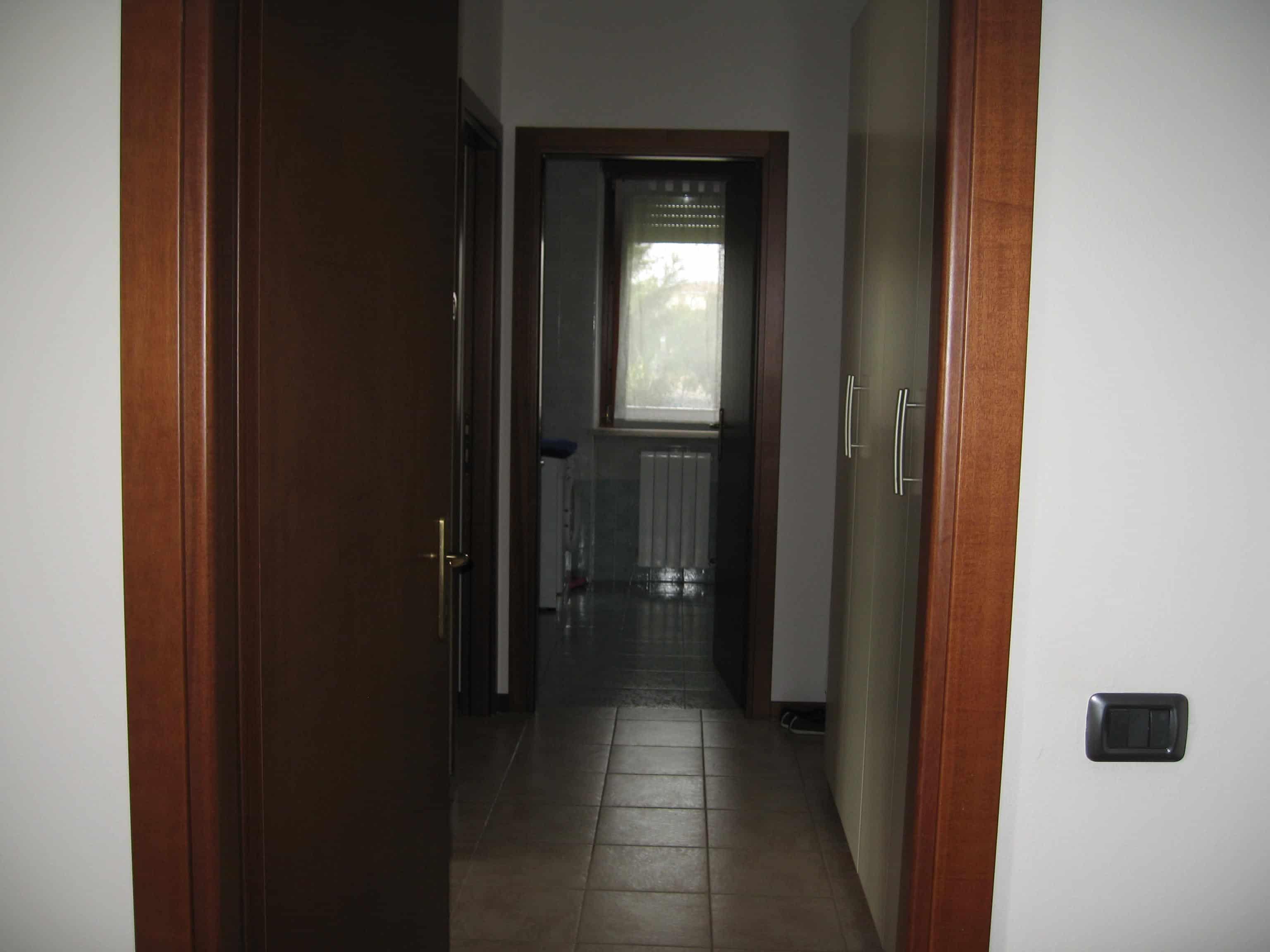 Appartamento per studenti Strada Le Grazie Verona - Corridoio