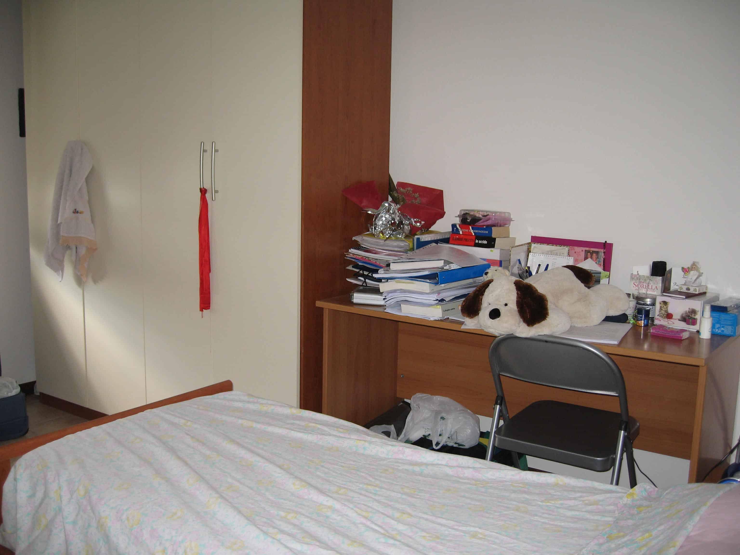 Appartamento per studenti Strada Le Grazie Verona - Camera doppia