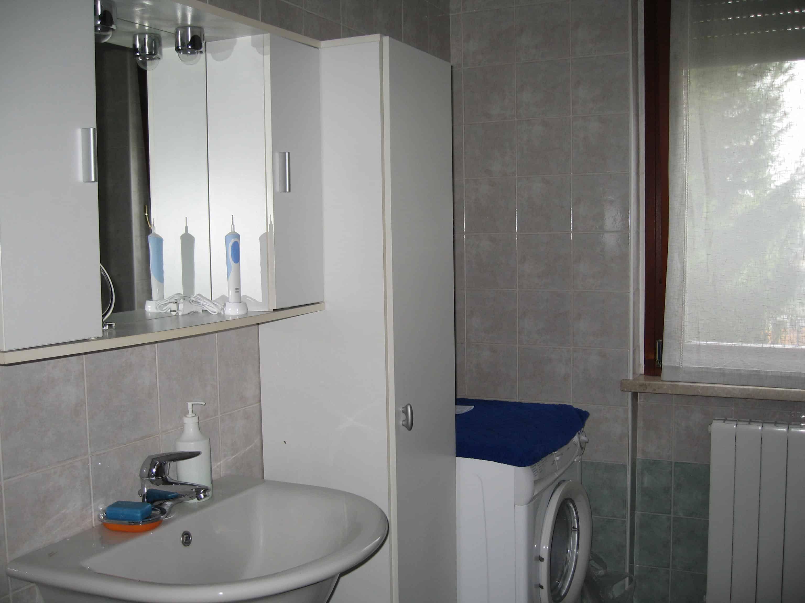 Appartamento per studenti Strada Le Grazie Verona - Bagno