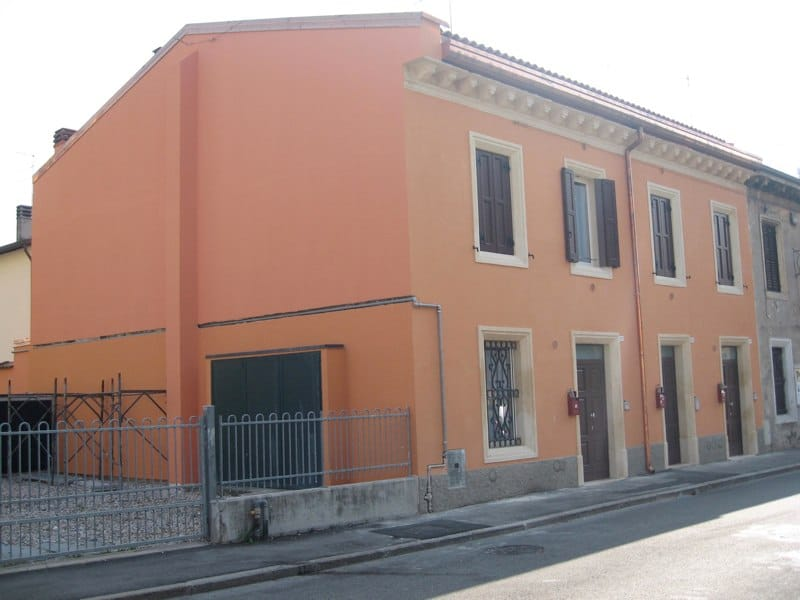 Camera singola affitto Verona Borgo Roma - esterno