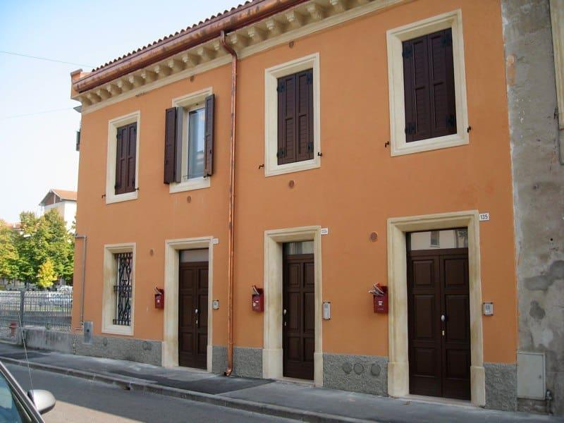 Stanze per studenti Verona via Scuderlando facciata